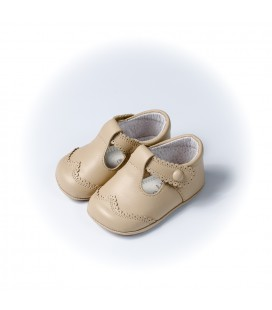 Sandalia premier piedra para bebé de Leon Shoes