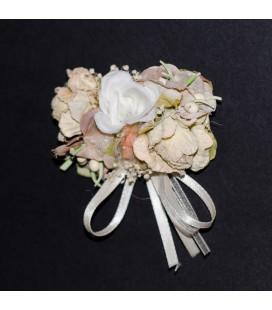 Tocado flores P47 para primera comunión