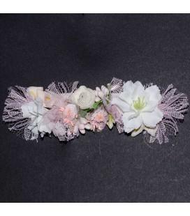 Adorno floral A200 para primera comunión