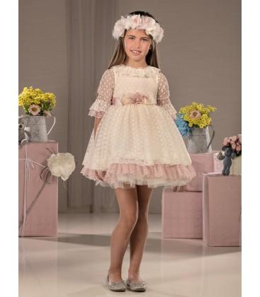 6e4083b28 Comprar vestido ceremonia para niña de Marla