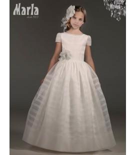 Vestido primera comunión de Marla H104