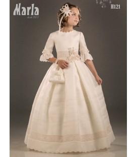 Vestido primera comunión de Marla H121