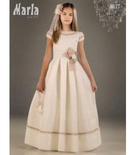 Vestido primera comunión de Marla H177