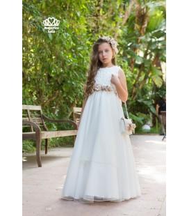 Vestido primera comunión 307 de Magnifica Lulu