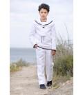 Traje marinero blanco para primera comunión de Club Cadete