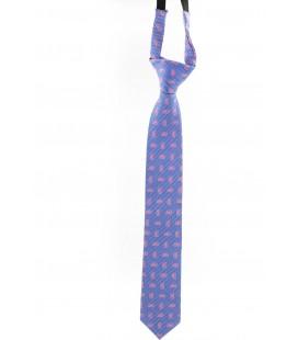 Corbata azul para niño de Spagnolo
