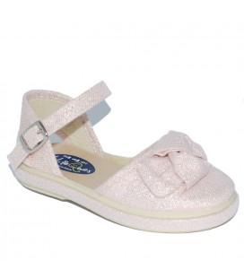 Sandalia para niña mabel rosa de Vul-Peques