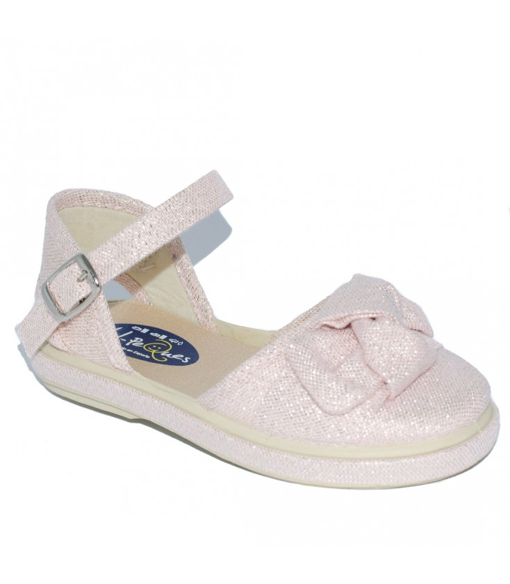 bec73e569 Sandalia para niña mabel rosa de Vul-Peques - Adriels Moda Infantil