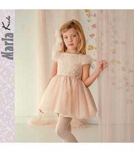 Vestido de ceremonia para niña de Marla - M023