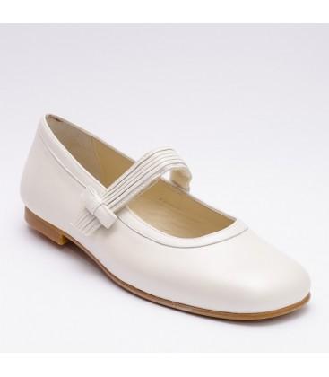 Zapato Primera Comunión para niña - Perla