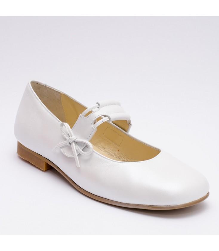 365ead499 Zapato Primera Comunión de Landos - Blanco