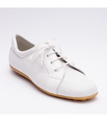 Zapatos para niño de Calzados Landos - Blanco