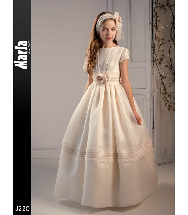 Comprar Vestido Niña Primera Comunión De Marla