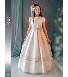 Vestido primera comunión de Hannibal Laguna J312