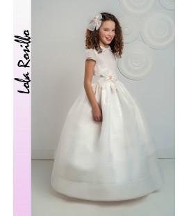 Vestido primera comunión de Lola Rosillo - Q230