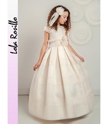 Vestido primera comunión de Lola Rosillo - Q280