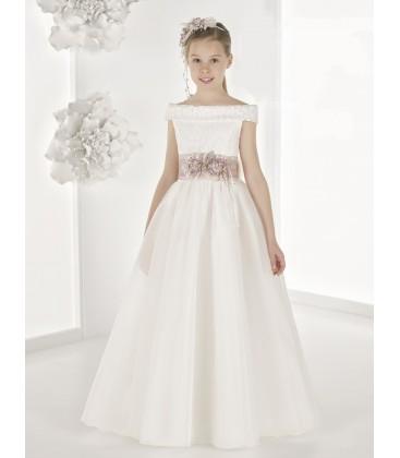 Vestido fantasia para primera comunion 9835 de Carmy