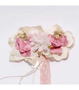 Pasador de flores para primera comunión de Floritur