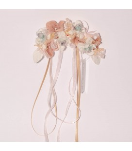 Prendido flores para primera comunión de Floritur