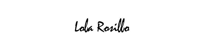 Lola Rosillo Comunión