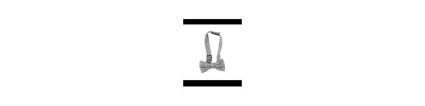 Corbatas y pajaritas para niño