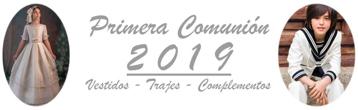 Primera Comunión 2019